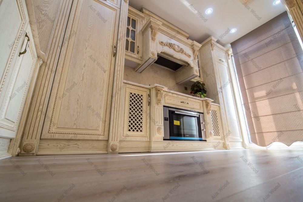 نور گیری در کابینت های ممبران طراحی شده برای آشپزخانه های کوچک