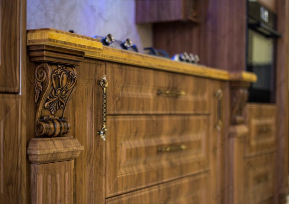 کشوهای کابینت آشپزخانه کلاسیک