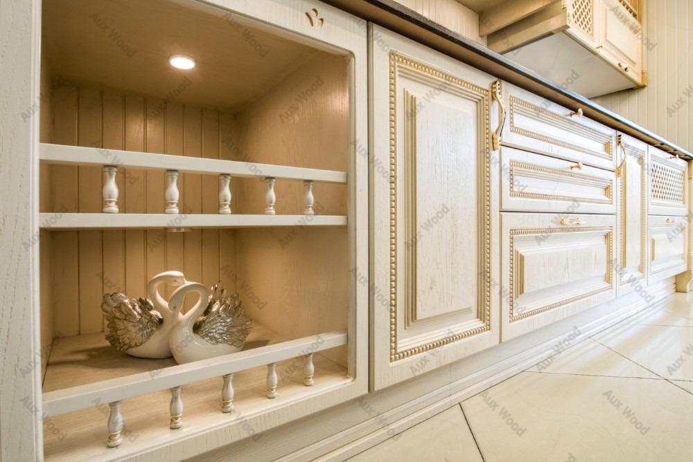 قفسه های باز در طراحی کابینت ممبران