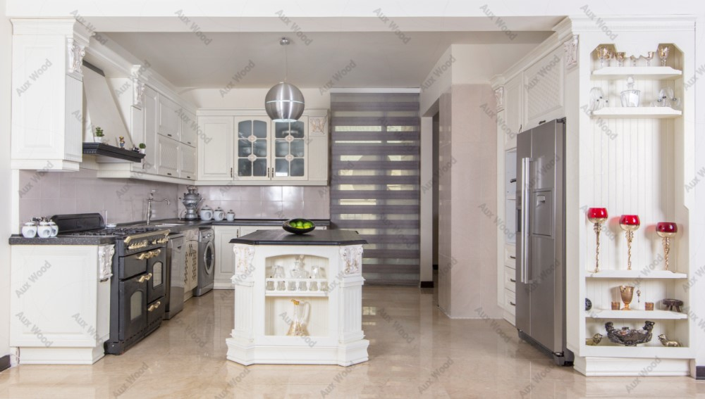 انواع کابینت های آشپزخانه ایرانی