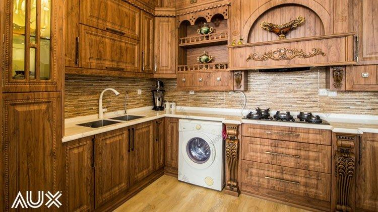 عکس کابینت وکیوم آشپزخانه