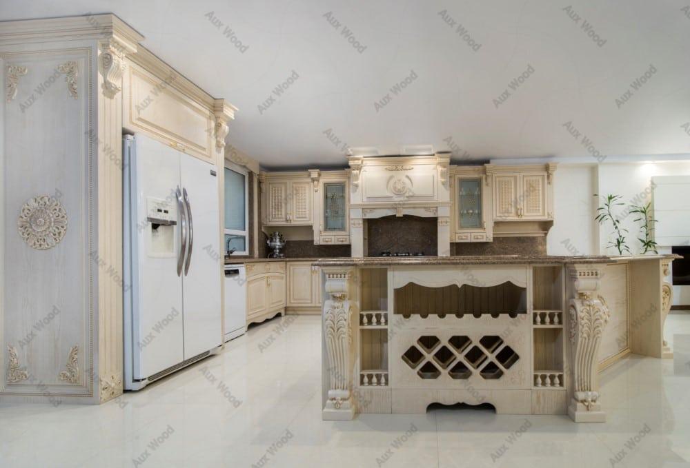 استفاده از مدل ها و طرح های جدید کابینت آشپزخانه ایرانی جذابیت زیادی ایجاد می کند