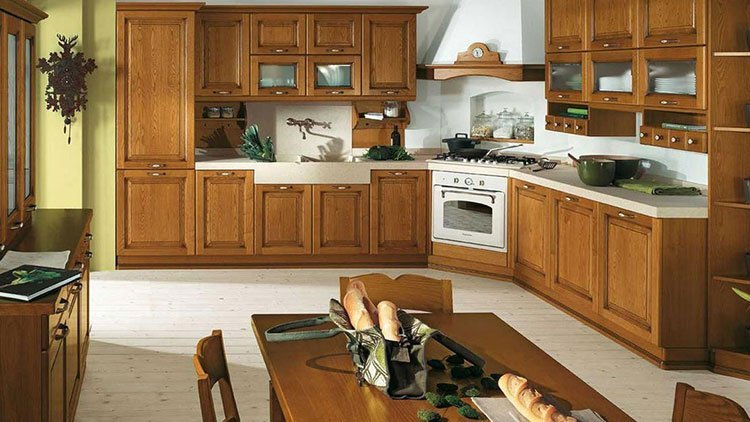 کابینت آشپزخانه ممبران