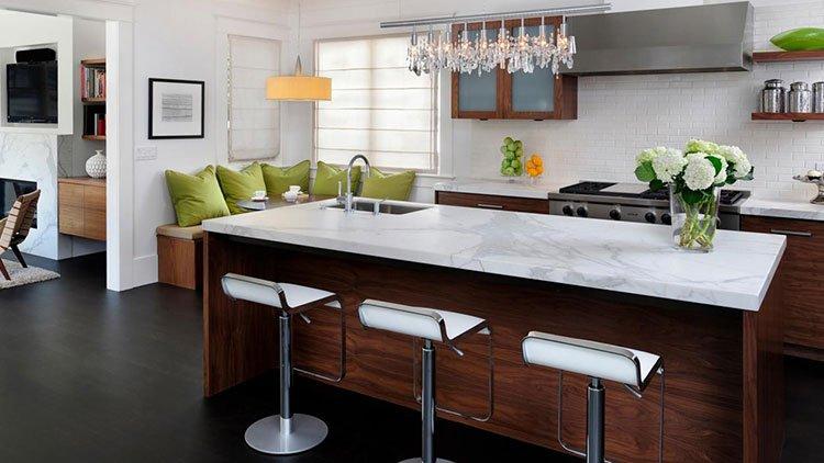 کابینت آشپزخانه مدرن خارجی