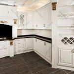 تلفیق هنر و زیبایی در کابینت آشپزخانه ایرانی