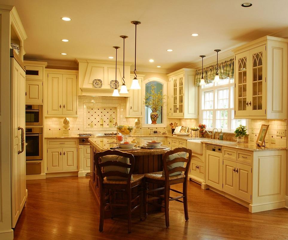 انواع روکش های چوبی برای کابینت آشپزخانه