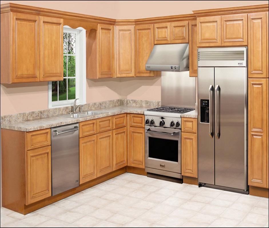 مزایا و معایب کابینت آشپزخانه روکش چوب طبیعی