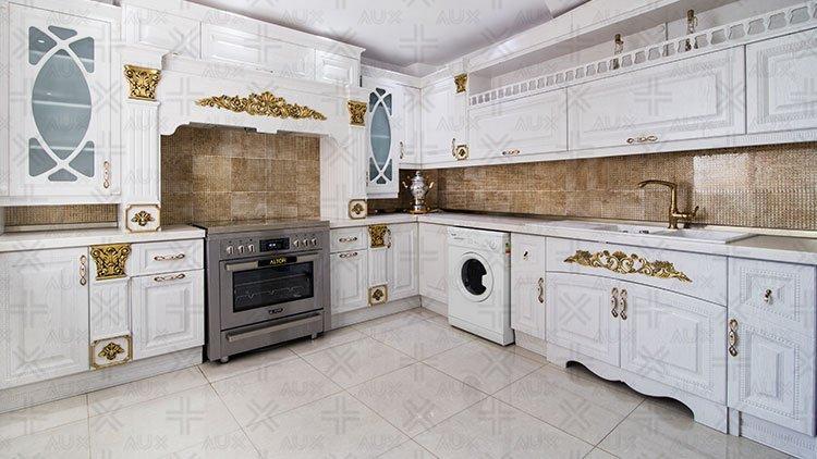 سازگاری کابینت آشپزخانه وکیوم با بقیه فضا