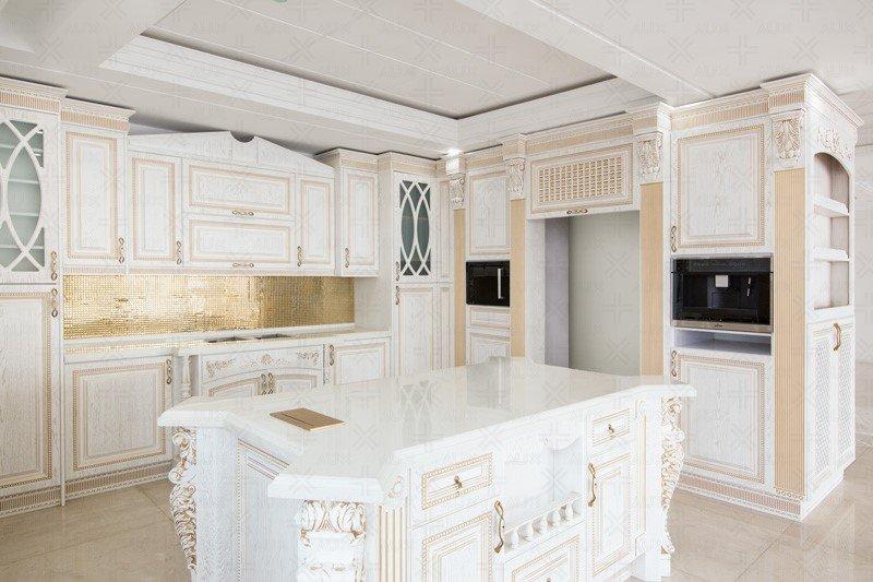 عکس کابینت آشپزخانه وکیوم