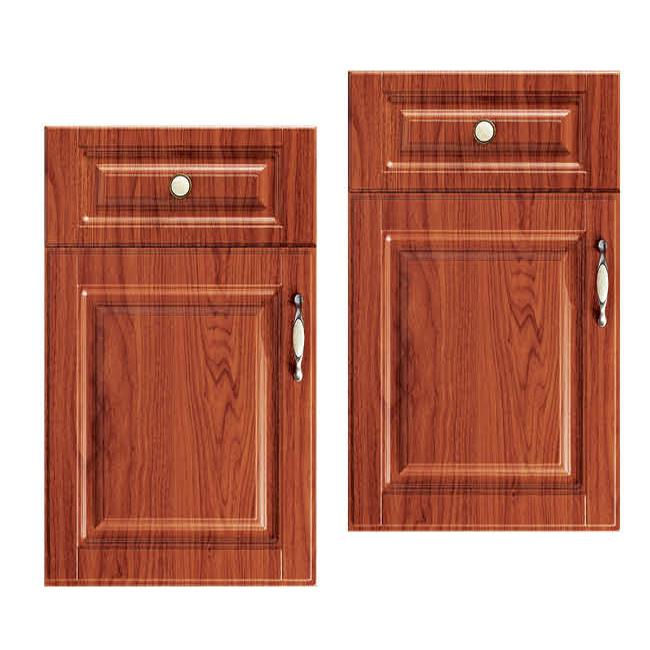 درب کابینت آشپزخانه PVC