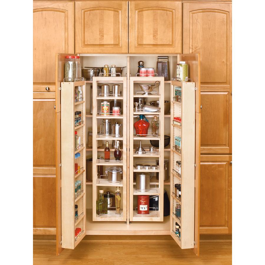 سازماندهی لوازم در آشپزخانه با قفسه بندی