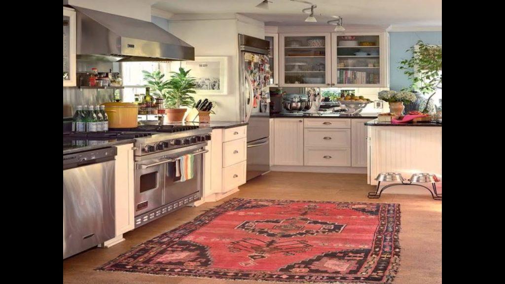 دکوراسیون آشپزخانه های جدید با استفاده از المان های سنتی و قدیمی