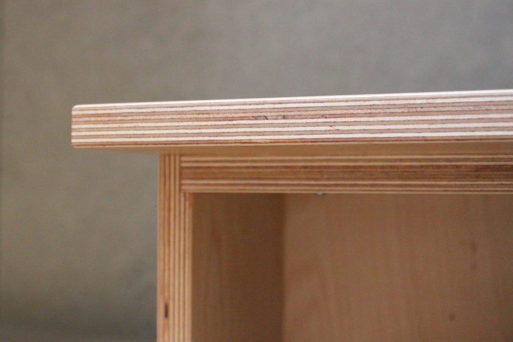 کابینت plywood  برای روی کابینت