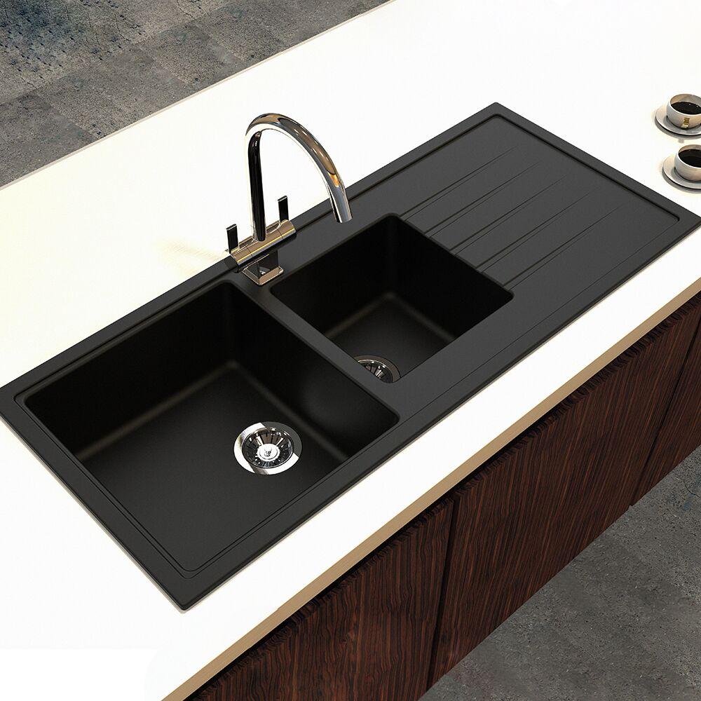 انتخاب سینک ظرفشویی گرانیتی