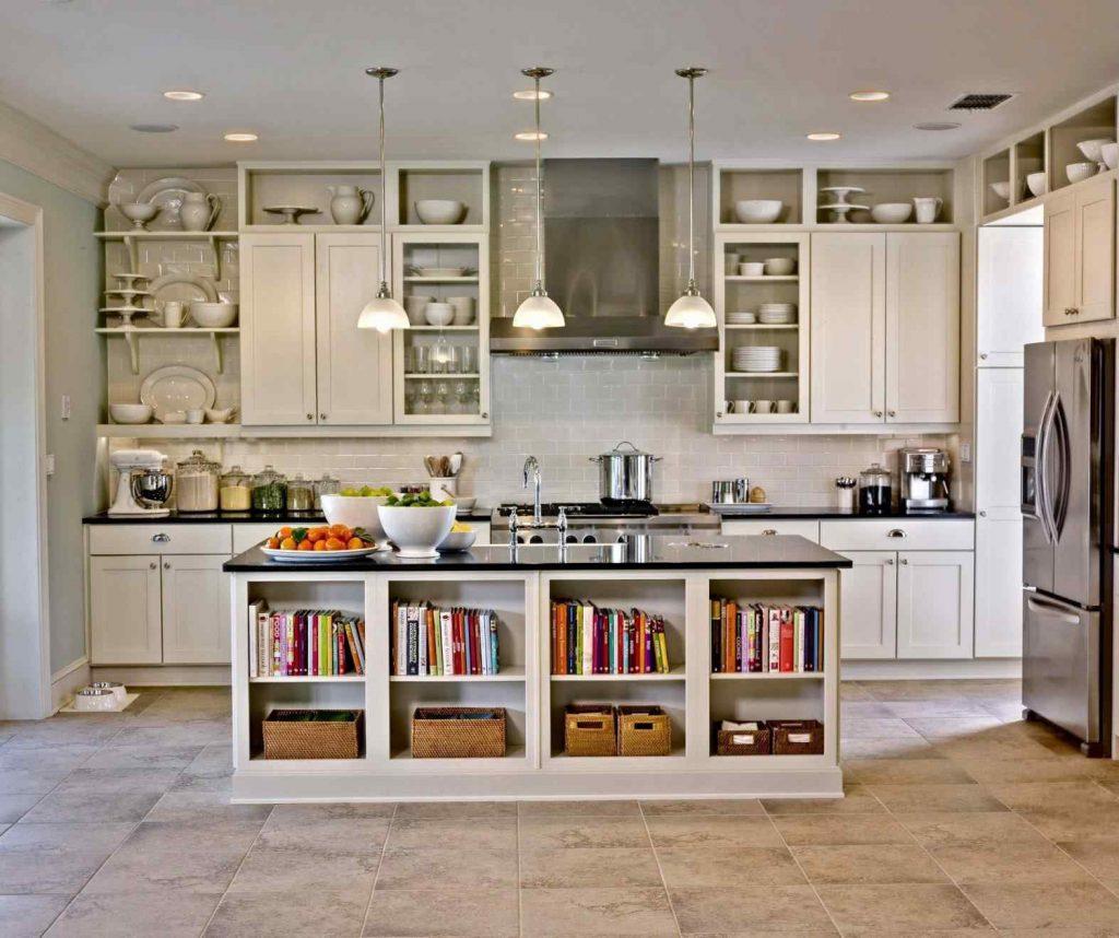 فضاسازی آشپزخانه