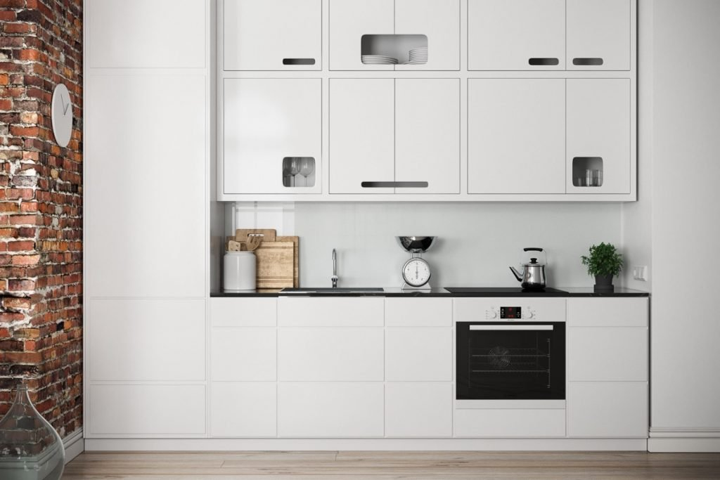 فضاسازی آشپزخانه کوچک