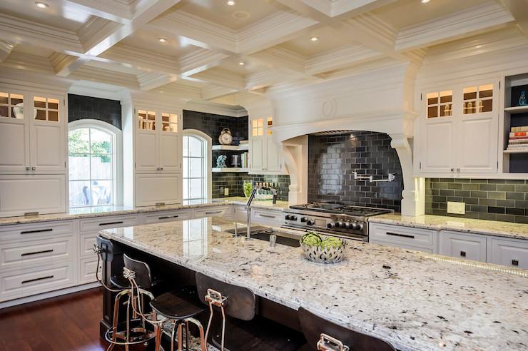 مدلهای ترکیبی پیشخوان آشپزخانه سفید مرمر