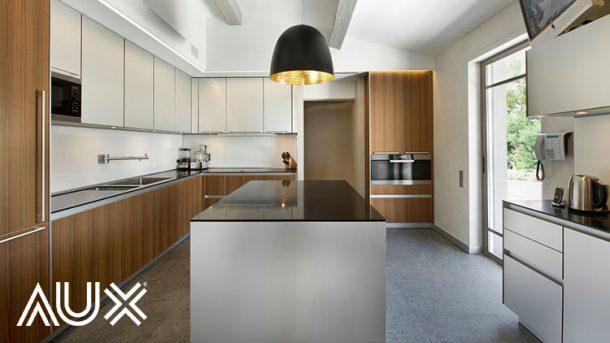ایجاد نظم و ترتیب در آشپزخانه با ده راهکاری که آکس چوب ارائه میدهد!
