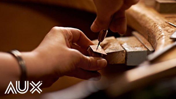 مراحل منبت کاری روی چوب ؛ یک اثر منبت کاری شده، چگونه ایجاد میشود؟