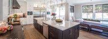 بازسازی آشپزخانه با آکس چوب