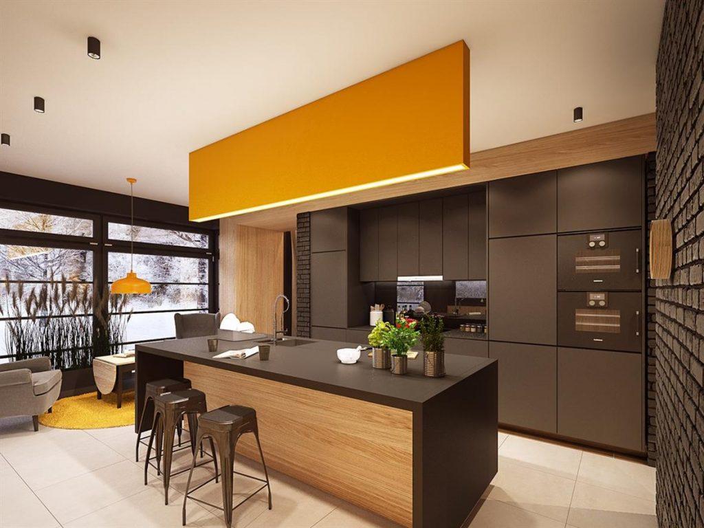 از ارتفاع مناسب در آشپزخانه استفاده کنید