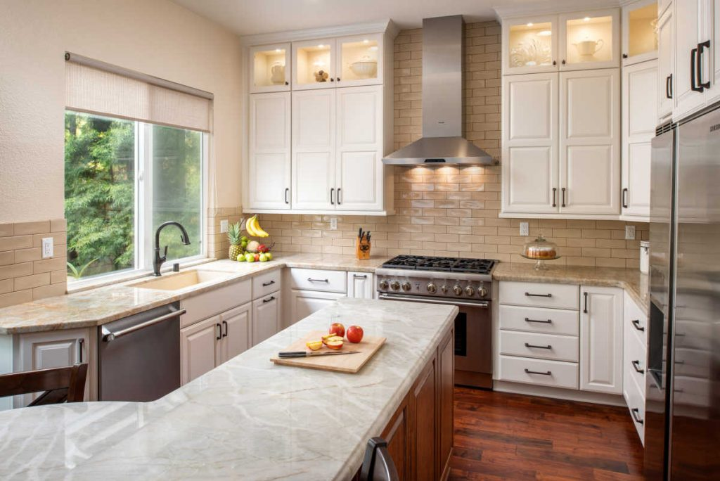 نکات کلیدی در بازسازی آشپزخانه