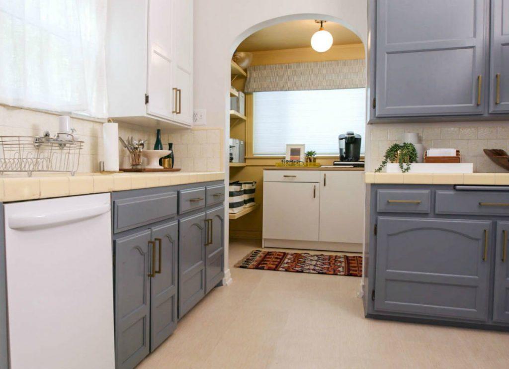 اصول مهم و تاثیرگذار در رنگبندی کابینت آشپزخانه