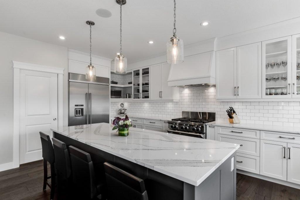 نوسازی آشپزخانه با عوض کردن کانتر
