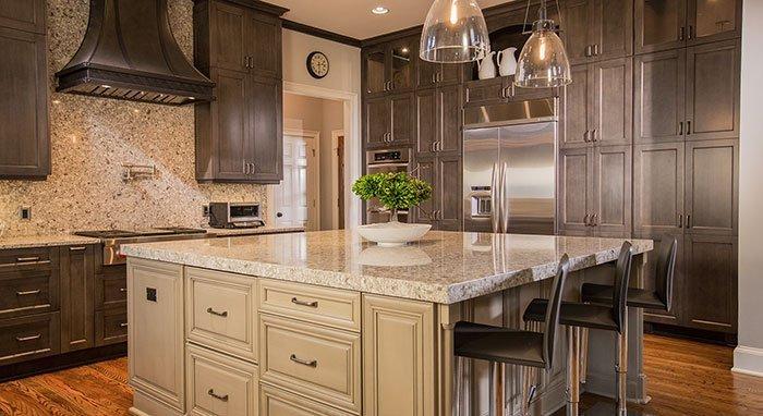 تفاوت آشپزخانه مدرن و سنتی