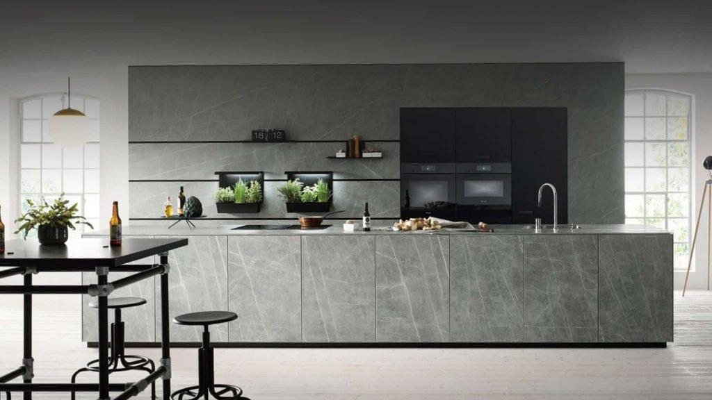 آشپزخانه مدرن ؛ سبک معماری مدرن
