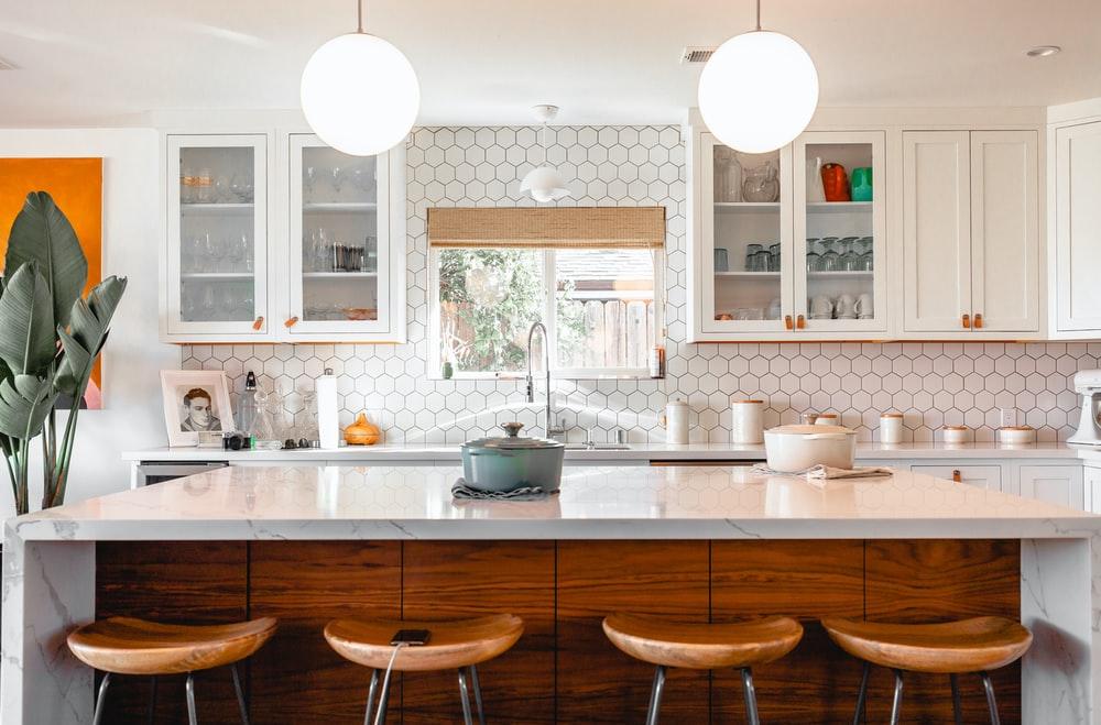 ویژگی های آشپزخانه مدرن