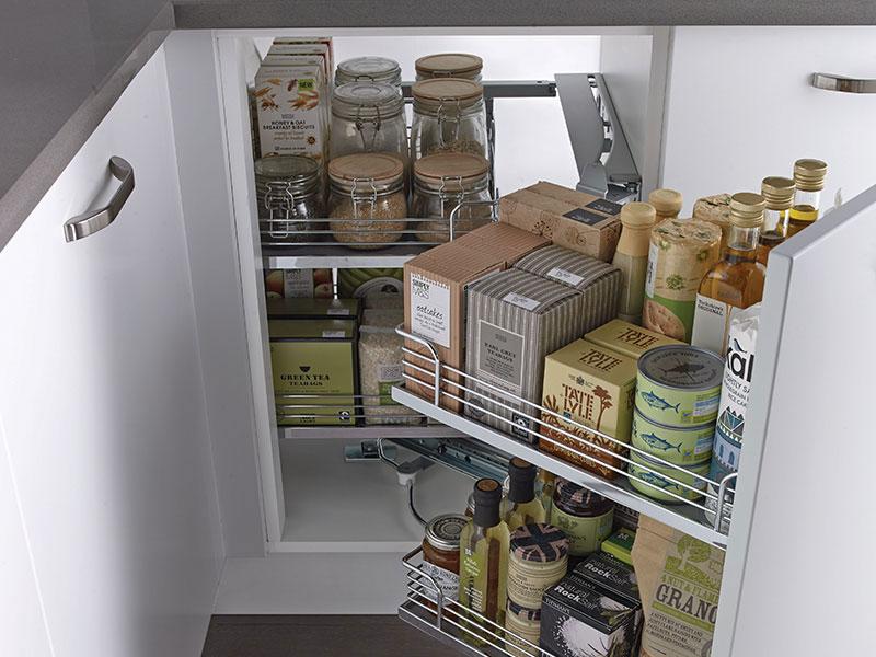 استفاده از مدل کابینت آشپزخانه کوچک