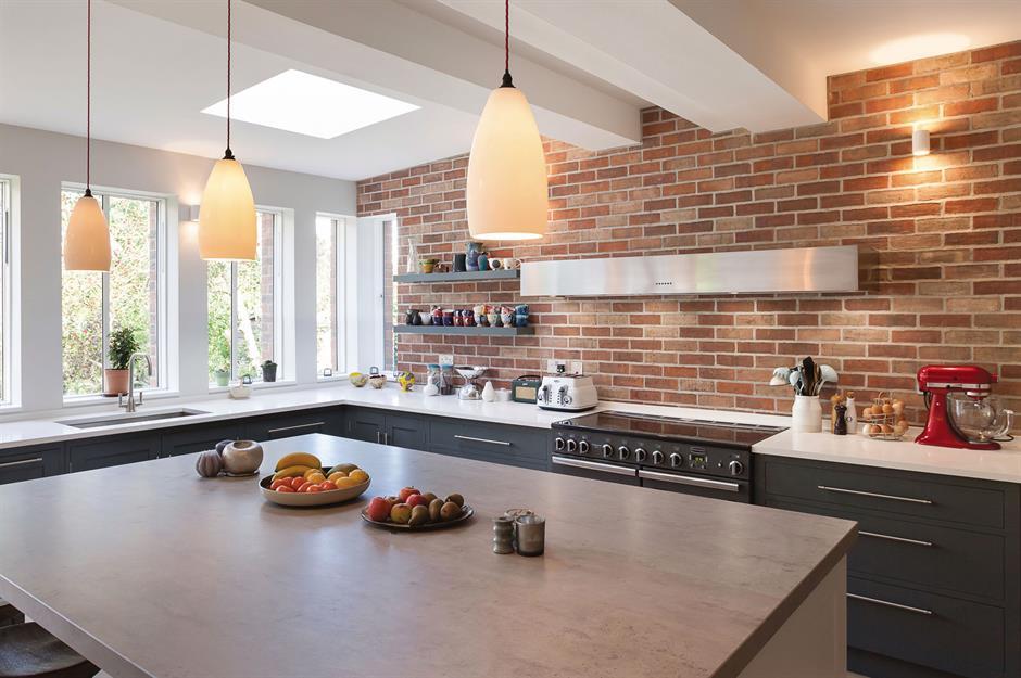 انواع منابع نوری در آشپزخانه