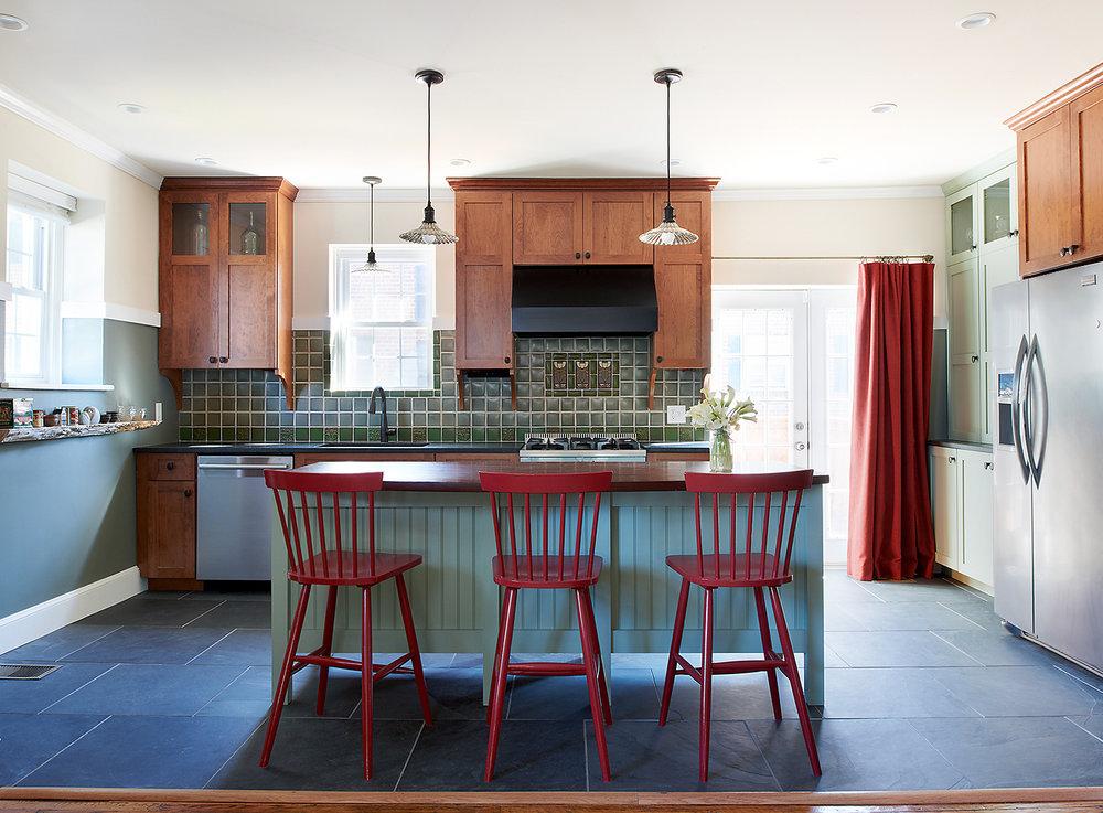 نورپردازی آشپزخانه های مدرن