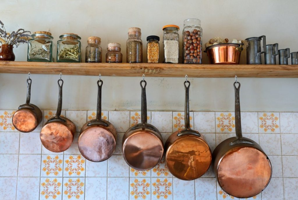 استفاده از المان مسی در فنگ شویی