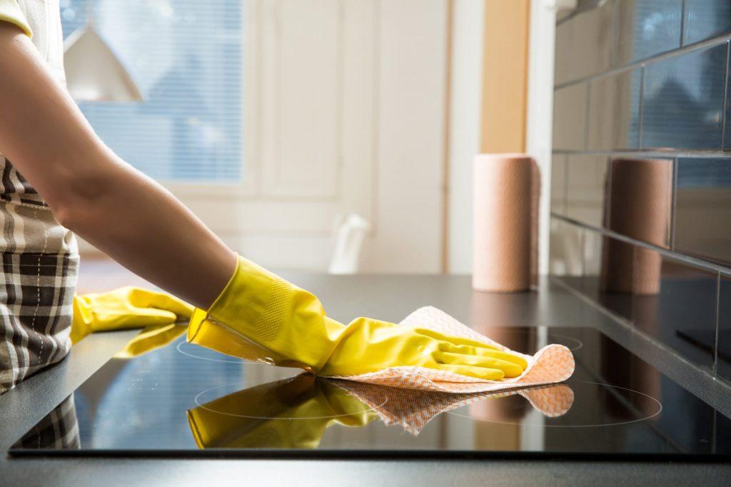 رعایت تمیزی در اصول فنگ شویی آشپزخانه