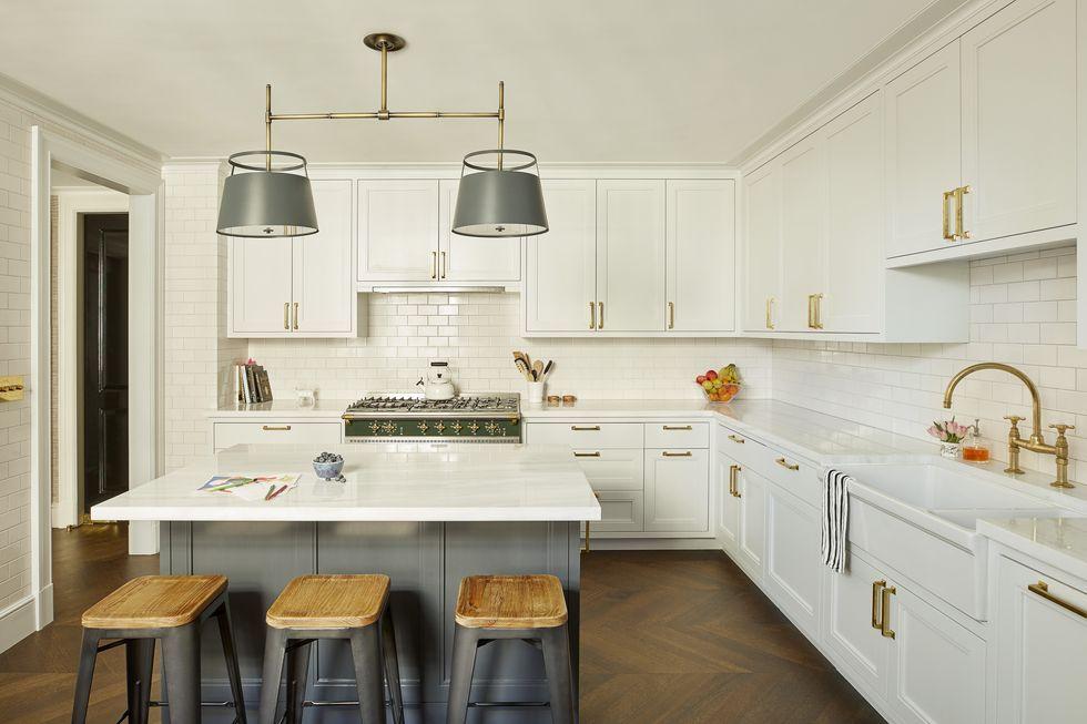 تاثیر رنگ در فنگ شویی آشپزخانه