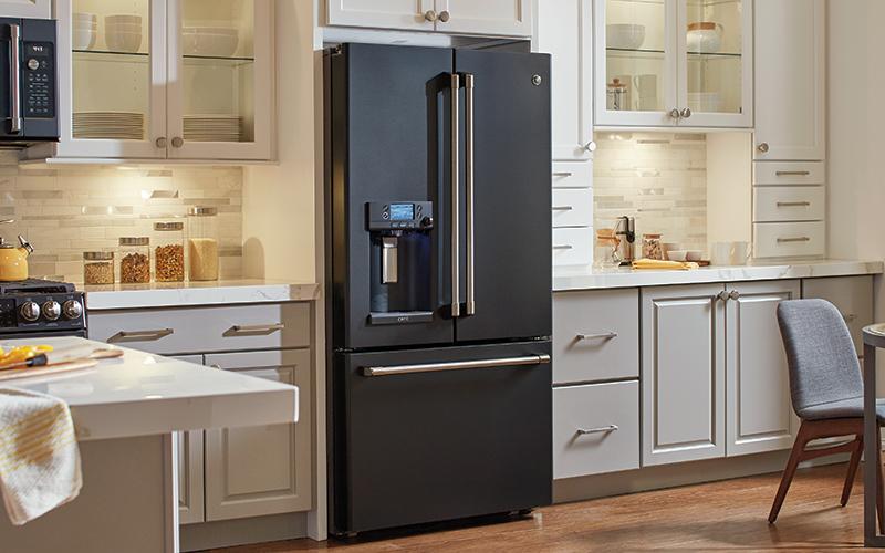 چیدمان استاندارد یخچال در آشپزخانه