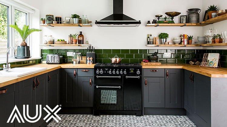 طرح آشپزخانه مدرن