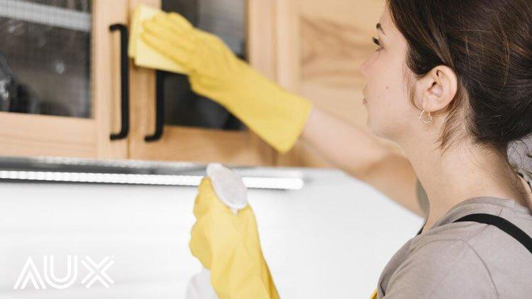 بهترین روش تمیز کردن امدیاف