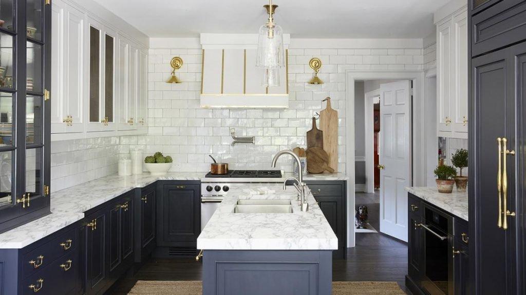 میزان نظم موجود در دکور آشپزخانه
