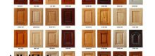 انواع چوب کابینت
