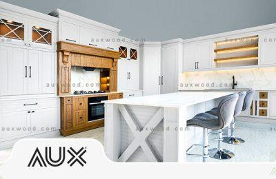 نمای کابینت آشپزخانه